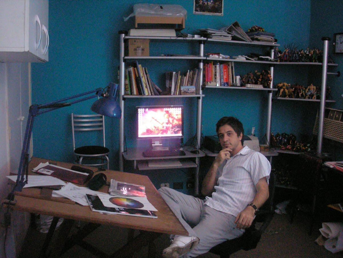 El blog de carlos bonardi nuevo dpto nuevo estudio de for Cuarto de estudio para adultos