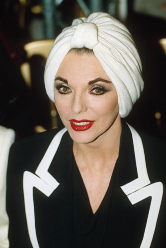 joan collins twitter. You gotta love Joan Collins