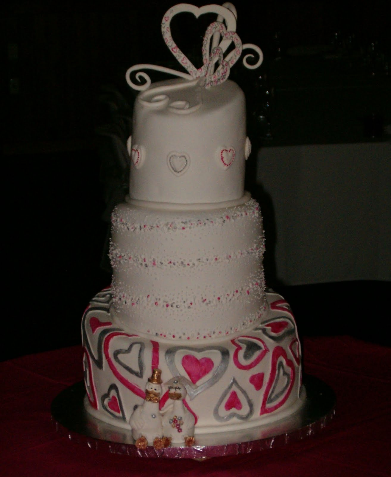Gail s Creations Wedding Cakes