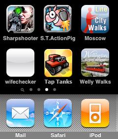Иконка Tap Tanks 57х57