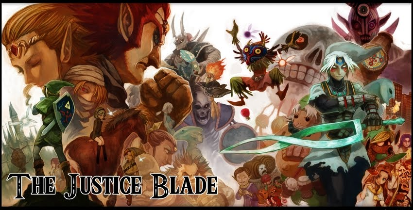 The Justice Blade