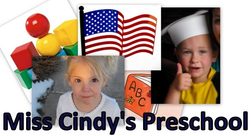 Miss Cindy's Preschool: Boise, Meridian, Idaho