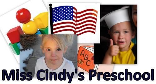 Miss Cindy's Preschool: Boise, Meridian, Idaho