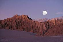 Valle de la Luna   II Región Antofagasta