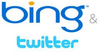 bing and twitter