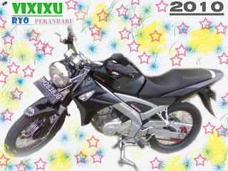 Inspirasi Modif Yamaha Xeon Kamu