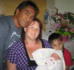 2008 My lil girl Milla entered the world