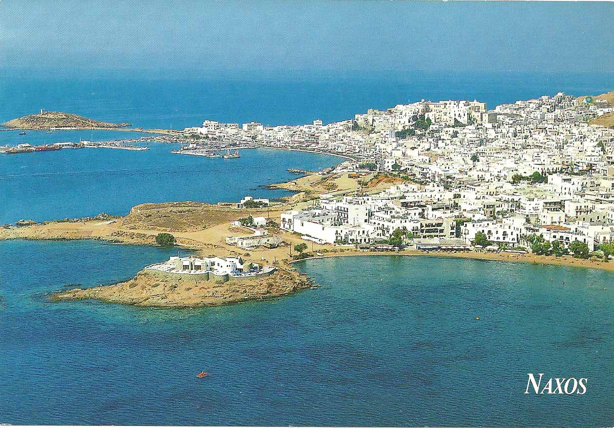 Naxos Island Greece  city pictures gallery : Postcard Diary: Naxos island   Greece