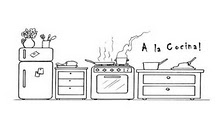 A la cocina!
