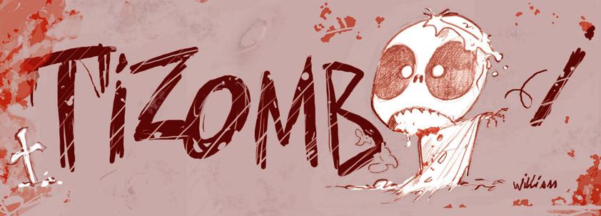 TIZOMBI le p'tit zombie