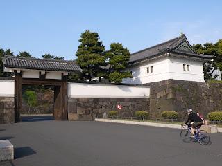 Sakura Daimon , Leading to Imperial Palace, Tokyo , Japan