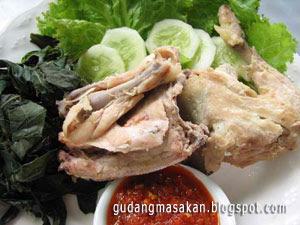 Resep Masakan Ayam Pop