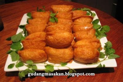 Resep Masakan Inarizushi