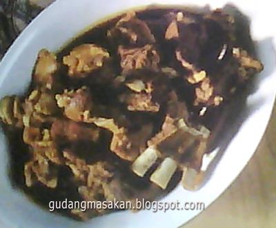 Resep masakan Karang Binaci Embik