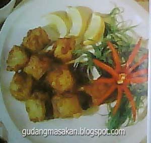 Resep Masakan Kakap Goreng Bawang Prey