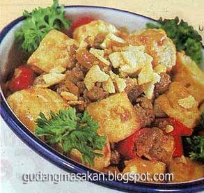 Resep Masakan Tumis Daging