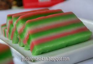 Resep Kue Lapis