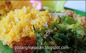 Resep Masakan Nasi Jagung Bungkus