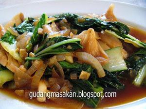 Resep Masakan Sayur Sawi
