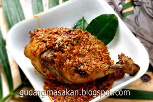 Resep Masakan Ayam Panggang Bumbu Gurih