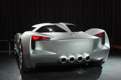 Corvette Stingray  on Any New News On The New Stingray    Corvette Forum