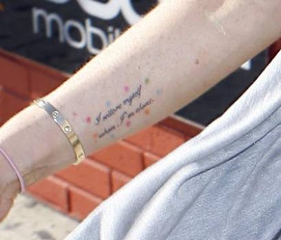 tattoos of marilyn monroe quotes. quotes Marilyn Monroe: quot;I