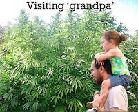 Visiting 'grandpa'