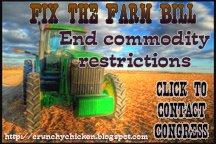 Fix the Farm Bill