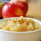 Chunky applesauce