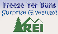 Freeze Yer Buns Surprise Giveaway
