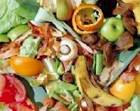 Random food waste