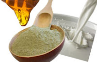 Clay mask ingredients