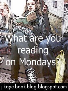 What are you reading Mondays 8