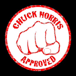 Chuck Norris Approved
