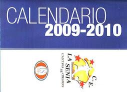 CALENDARIO TEMPORADA 09/10