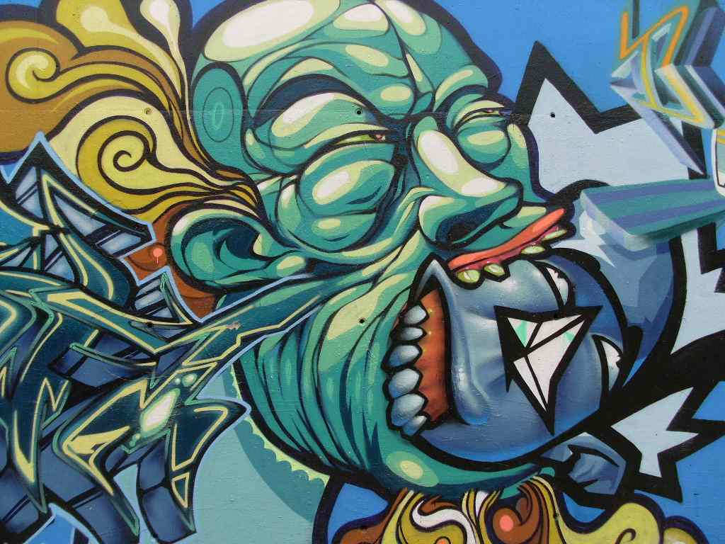 Graffiti Decoration Ideas