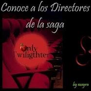 DIRECTORES DE LA SAGA