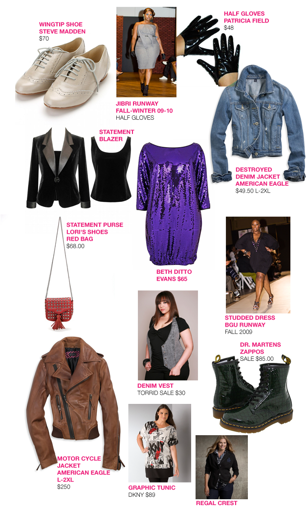 Plus size magazine, manik mag, plus size fashion
