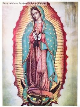 Virgencita de Guadalupe.