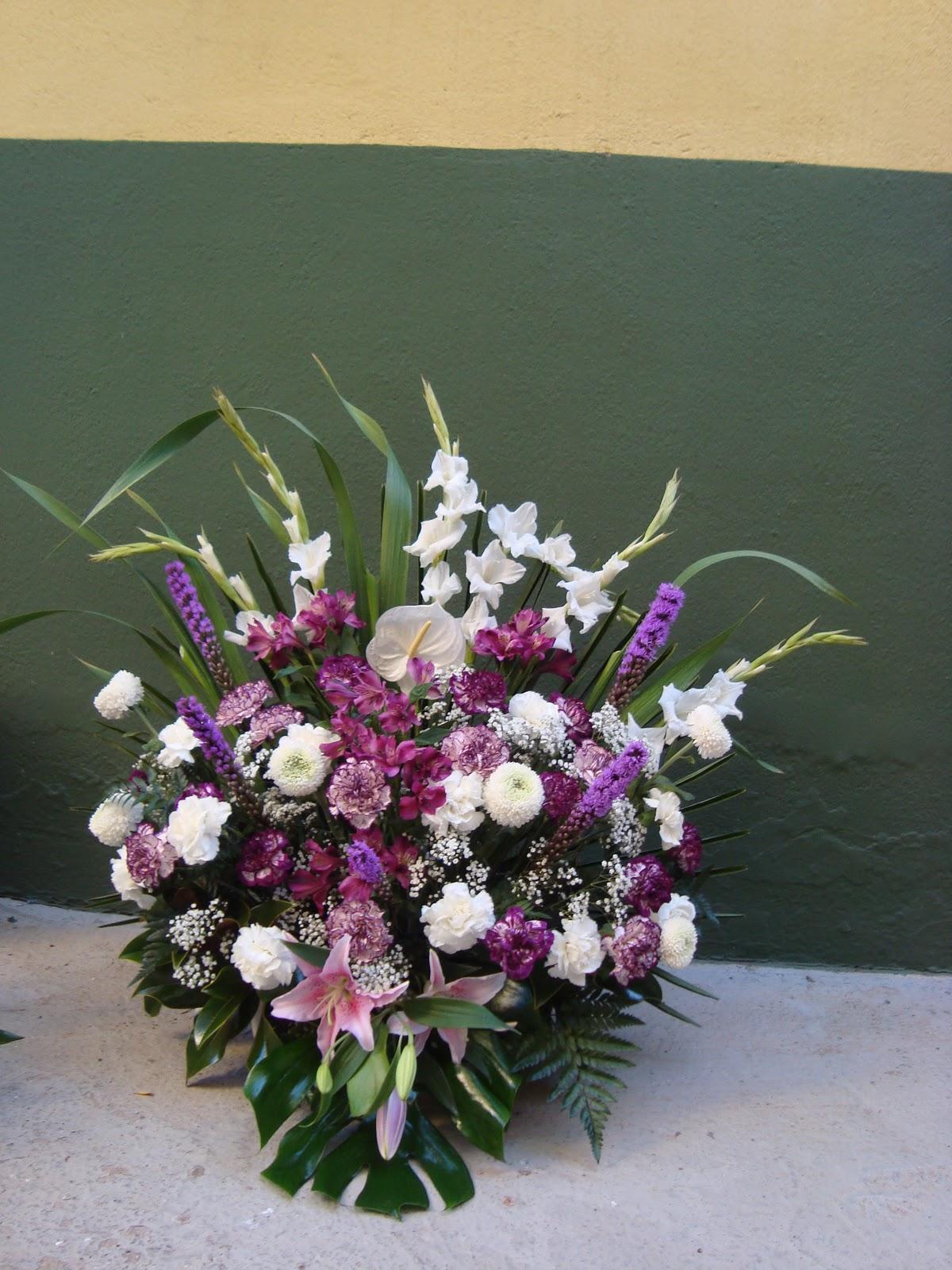 Fotos Centros De Flores Para Los Santos - Curiosidades Archivos Todo sobre flores para funerarios
