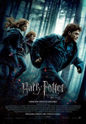 Ver Harry Potter y las Reliquias de la Muerte: Parte 1 (2010) Audio Latino