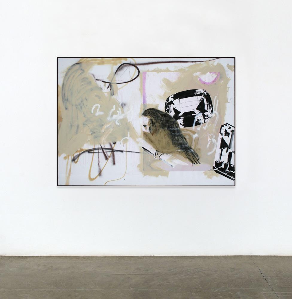 [05_David_Ostrowski_Wellensittich_2009_oil_and_spray_paint_on_canvas_130x180cm.jpg]