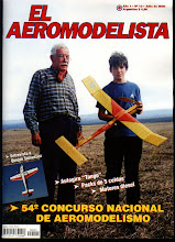 Revista El Aeromodelista