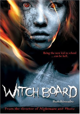 Filme Witch Board DVDRip RMVB Legendado