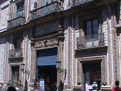 Regiones Del Edo Mex La Casa De Los Azulejos