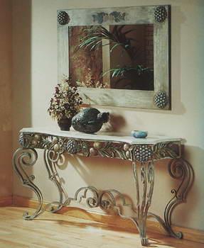 Todas decoracion de la casa decora tu hogar con muebles for Decoracion para pared en hierro