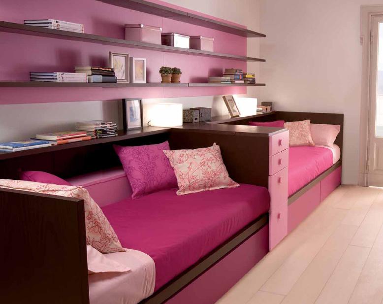 cuartos decorados para mujeres – Dabcre.com