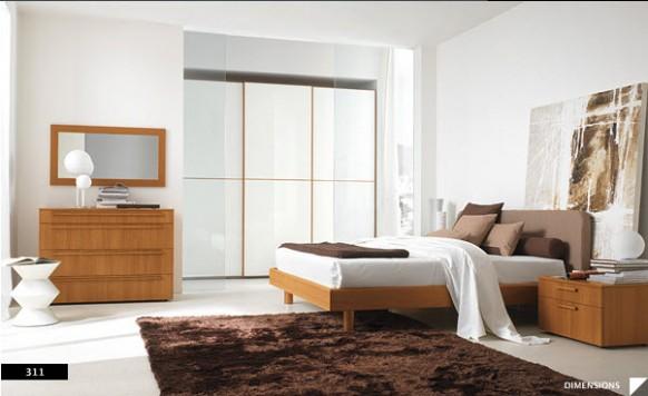 Moderno dormitorios: fotos de dormitorios italianos colombini