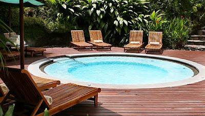 Todas decoracion de la casa piscinas desmontables muy for Piscinas estructurales