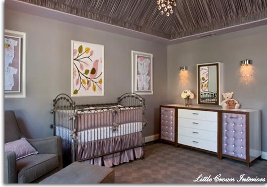 Moderno dormitorio para bebes ~ Decoracion de salones